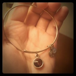 Alex and Ani Gemstone Bracelet